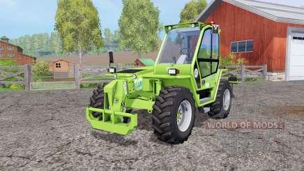 Merlo P41.7 Turbofarmer rear hydraulics pour Farming Simulator 2015
