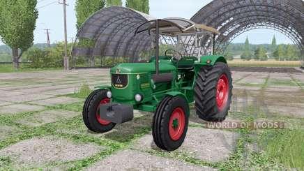 Deutz D 60 05 für Farming Simulator 2017