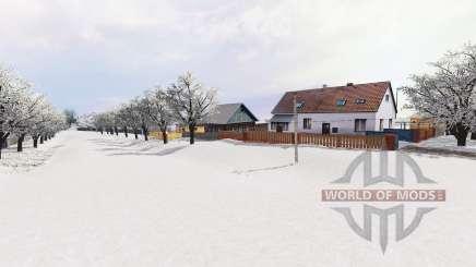 Snow Romania v1.1 pour Farming Simulator 2015