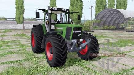 Fendt Favorit 926 Vario Continental pour Farming Simulator 2017
