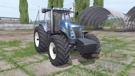 New Holland TG285 front weight für Farming Simulator 2017