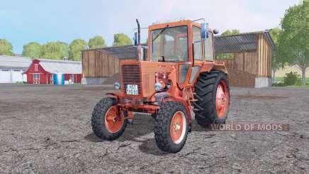 MTZ-80, Biélorussie pour Farming Simulator 2015