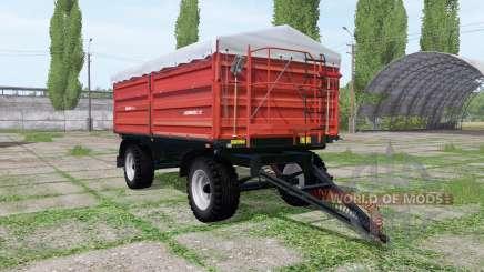 URSUS T-675-A1 pour Farming Simulator 2017