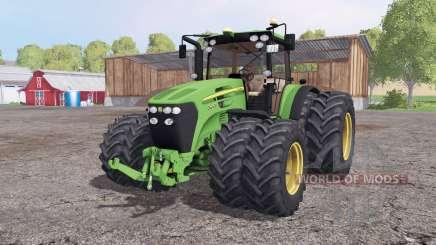 John Deere 7930 roues jumelées pour Farming Simulator 2015