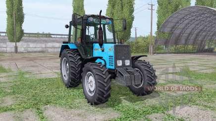 Belarus MTZ 892.2 Gewicht für Farming Simulator 2017