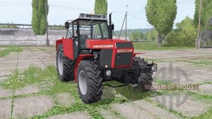 Zetor 16145 red pour Farming Simulator 2017