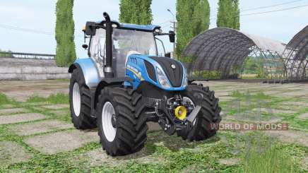 New Holland T6.165 loader mounting für Farming Simulator 2017