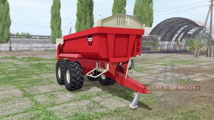 Beco Maxxim 200 für Farming Simulator 2017