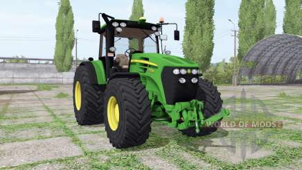 John Deere 7930 Michelin pour Farming Simulator 2017