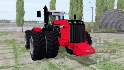 Versatile 535 double wheels pour Farming Simulator 2017