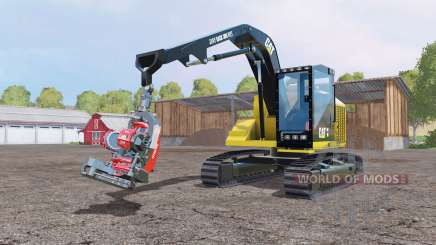 Caterpillar 501HD pour Farming Simulator 2015
