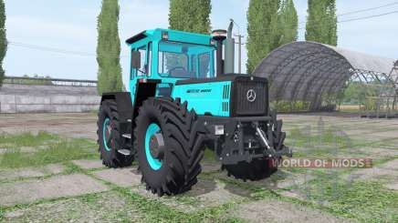 Mercedes-Benz Trac 1800 Intercooler turquoise für Farming Simulator 2017