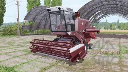 Bizon Z056 multicolor pour Farming Simulator 2017