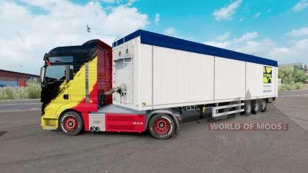 Kraker Trailer v1.7 pour Euro Truck Simulator 2
