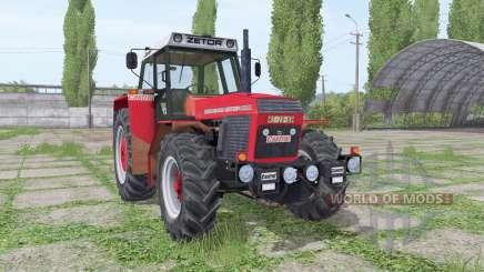 Zetor 16145 Castrol pour Farming Simulator 2017
