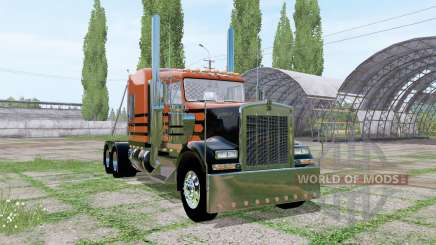 Kenworth W900 v2.0 pour Farming Simulator 2017