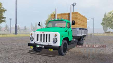 GAZ-53 v3.0 für Farming Simulator 2013