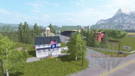 Woodmeadow Farm v1.1.3 pour Farming Simulator 2017
