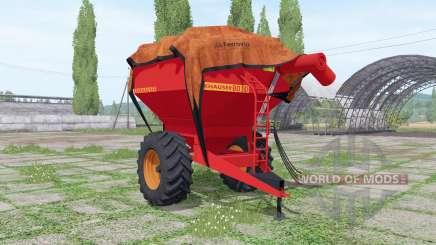 Fankhauser 8010 für Farming Simulator 2017