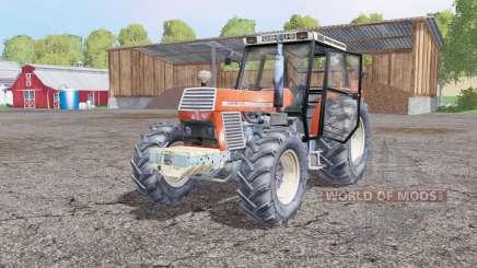URSUS 1604 red pour Farming Simulator 2015