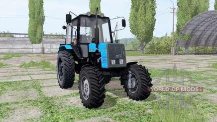 MTZ-1021 für Farming Simulator 2017
