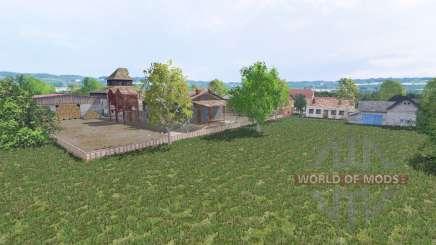 Warminska Village pour Farming Simulator 2015