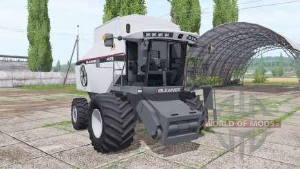 Gleaner R75 v2.0 für Farming Simulator 2017