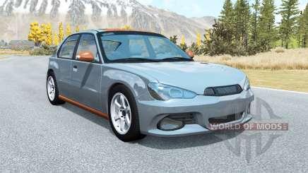 Hirochi Sunburst hatchback v1.13 pour BeamNG Drive