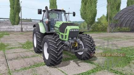 Deutz-Fahr Agrotron X720 wide tyre pour Farming Simulator 2017
