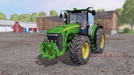 John Deere 8530 extra weight für Farming Simulator 2015