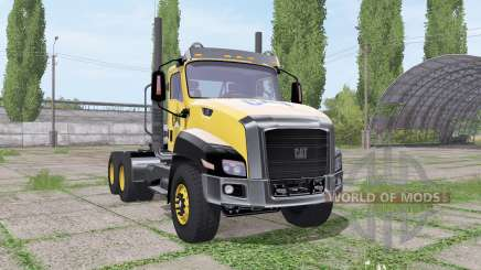 Caterpillar CT660 tractor 2011 pour Farming Simulator 2017