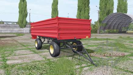 Zmaj 489 new für Farming Simulator 2017