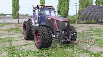 JCB Fastrac 8280 update pour Farming Simulator 2017