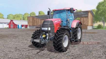 Case IH Puma CVX 160 chargeur frontal pour Farming Simulator 2015