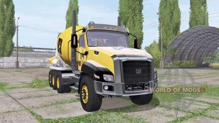Caterpillar CT660 mixer 2011 pour Farming Simulator 2017