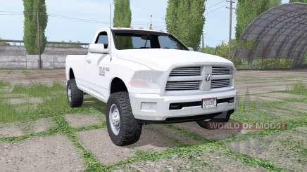 Dodge Ram 2500 Heavy Duty Regular Cab 2012 für Farming Simulator 2017