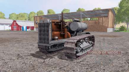 Stalinets 60 für Farming Simulator 2015