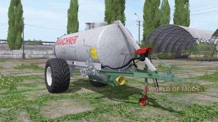 Marchner VFW v1.1 pour Farming Simulator 2017