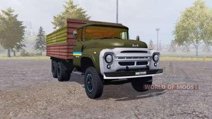 ZIL 133G für Farming Simulator 2013