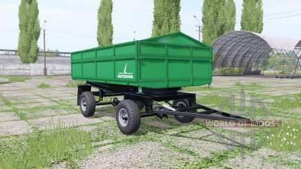 Autosan D47 pack pour Farming Simulator 2017