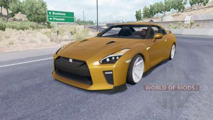 Nissan GT-R (R35) 2017 pour American Truck Simulator