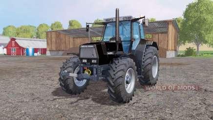Deutz-Fahr AgroStar 6.61 black editon für Farming Simulator 2015