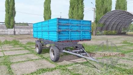 Autosan D47 blue pour Farming Simulator 2017