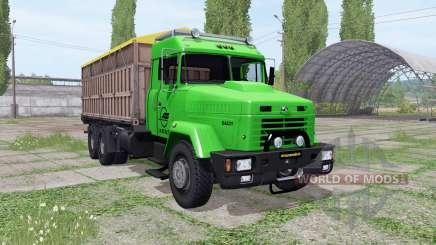 KrAZ 65053 pour Farming Simulator 2017