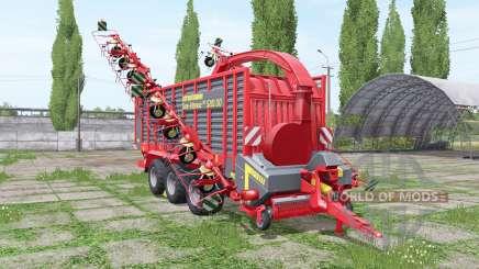 Strautmann Tera-Vitesse CFS 5201 overload pipe pour Farming Simulator 2017