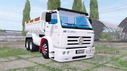 Volkswagen Worker 18-310 tipper 2008 pour Farming Simulator 2017