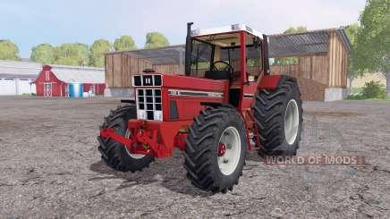 International Harvester 1255 XL 4x4 für Farming Simulator 2015
