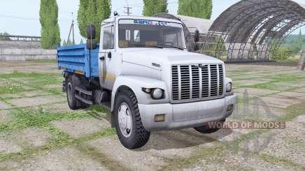 GAZ SAZ 35071 tuning für Farming Simulator 2017