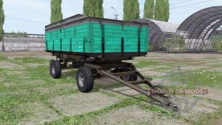 BSS P 93 SH v1.0.0.2 pour Farming Simulator 2017