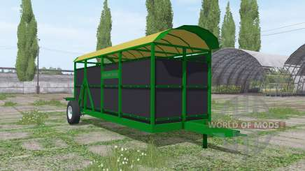 Laumetris PTL-6G pour Farming Simulator 2017